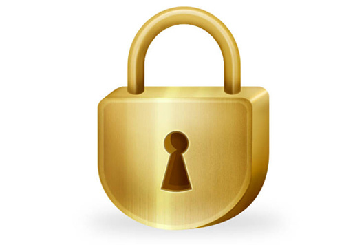 clipart royalty free Padlock clipart golden. Free cliparts download clip