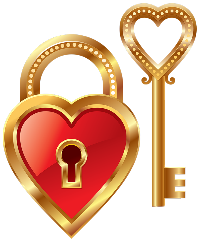 svg black and white Heart key lock and. Padlock clipart golden
