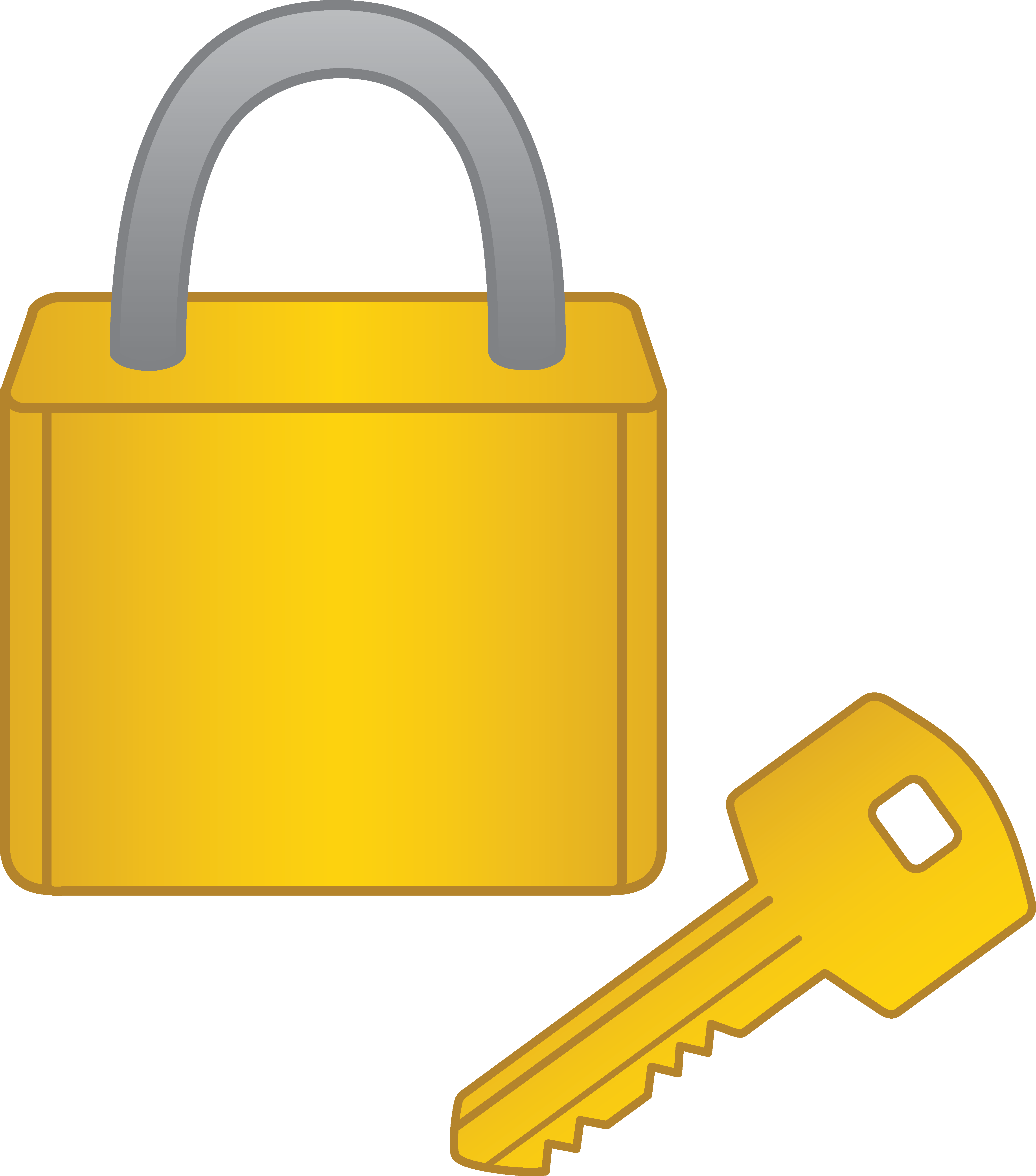 clipart freeuse download Lock and Key