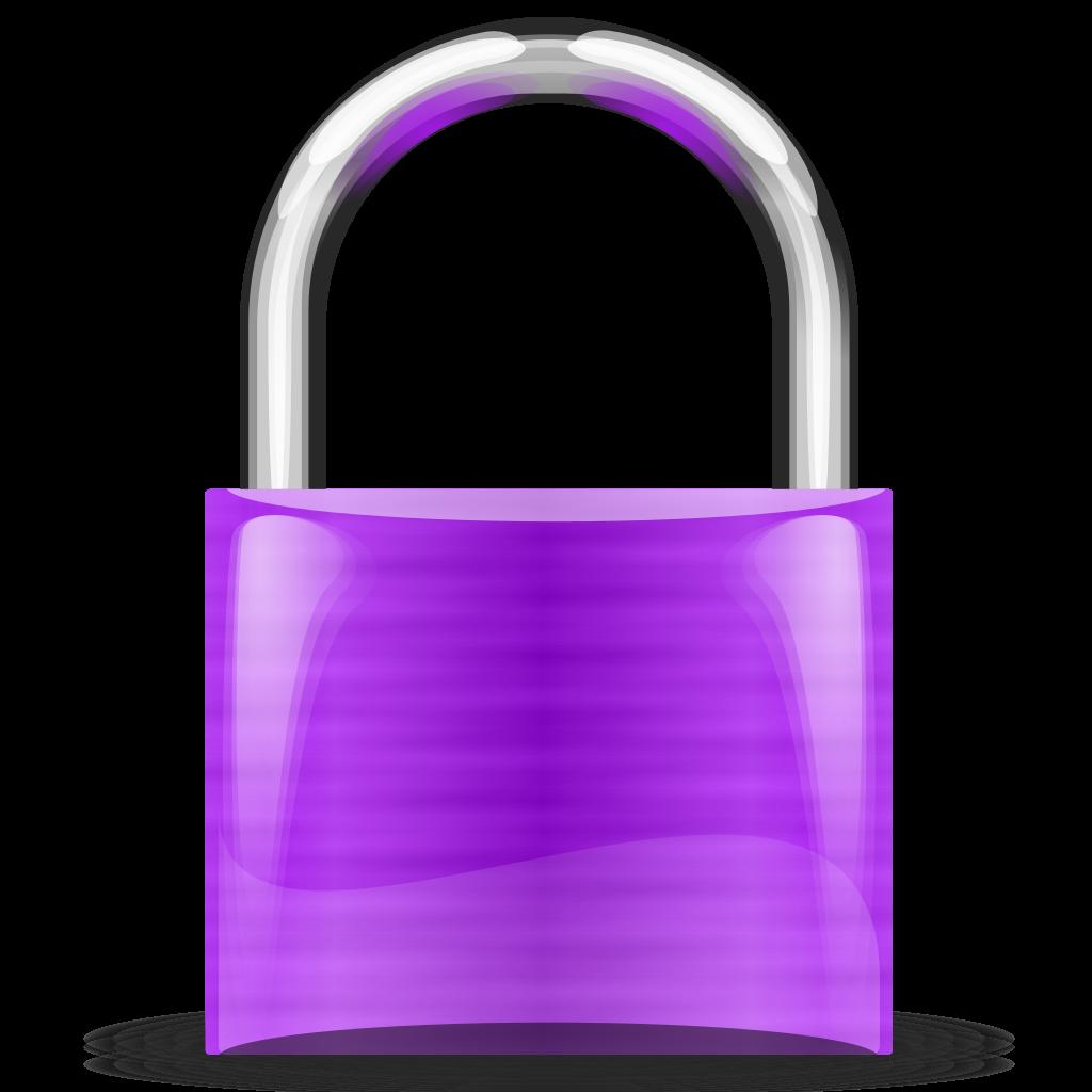 jpg black and white stock Padlock clipart pad lock. File purple svg wikipedia