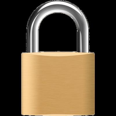 graphic transparent stock Transparent png stickpng closed. Padlock clipart padlock chain.