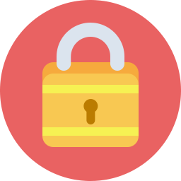 clip transparent Lock Icon Flat