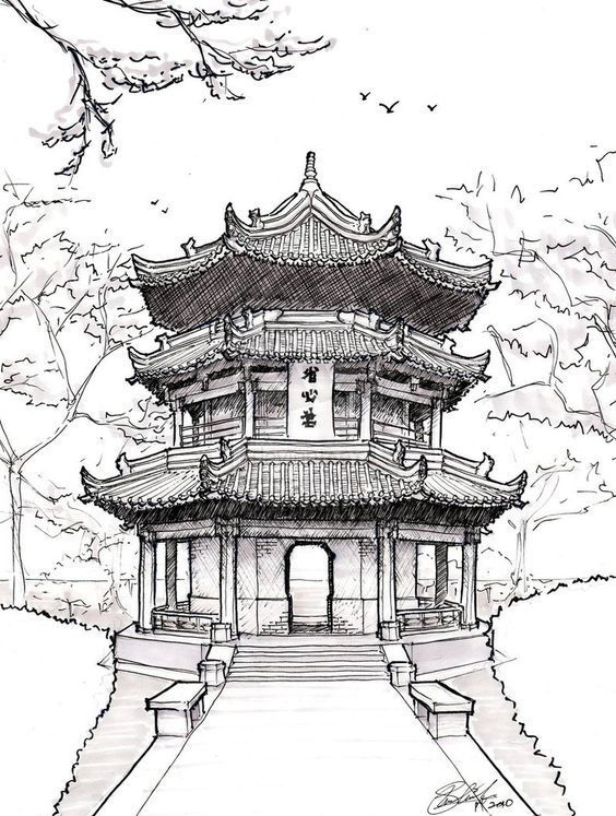 graphic library download Pin by Gail Helm on pagoda fantasy in