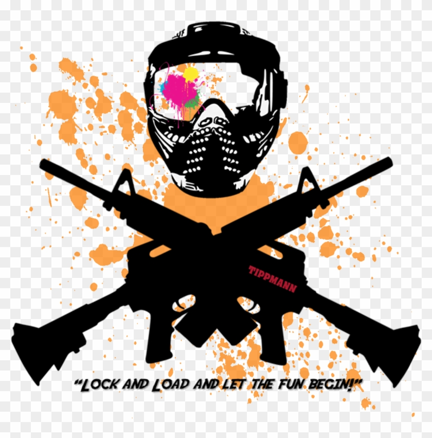 picture free library Paintball clipart. For free download and