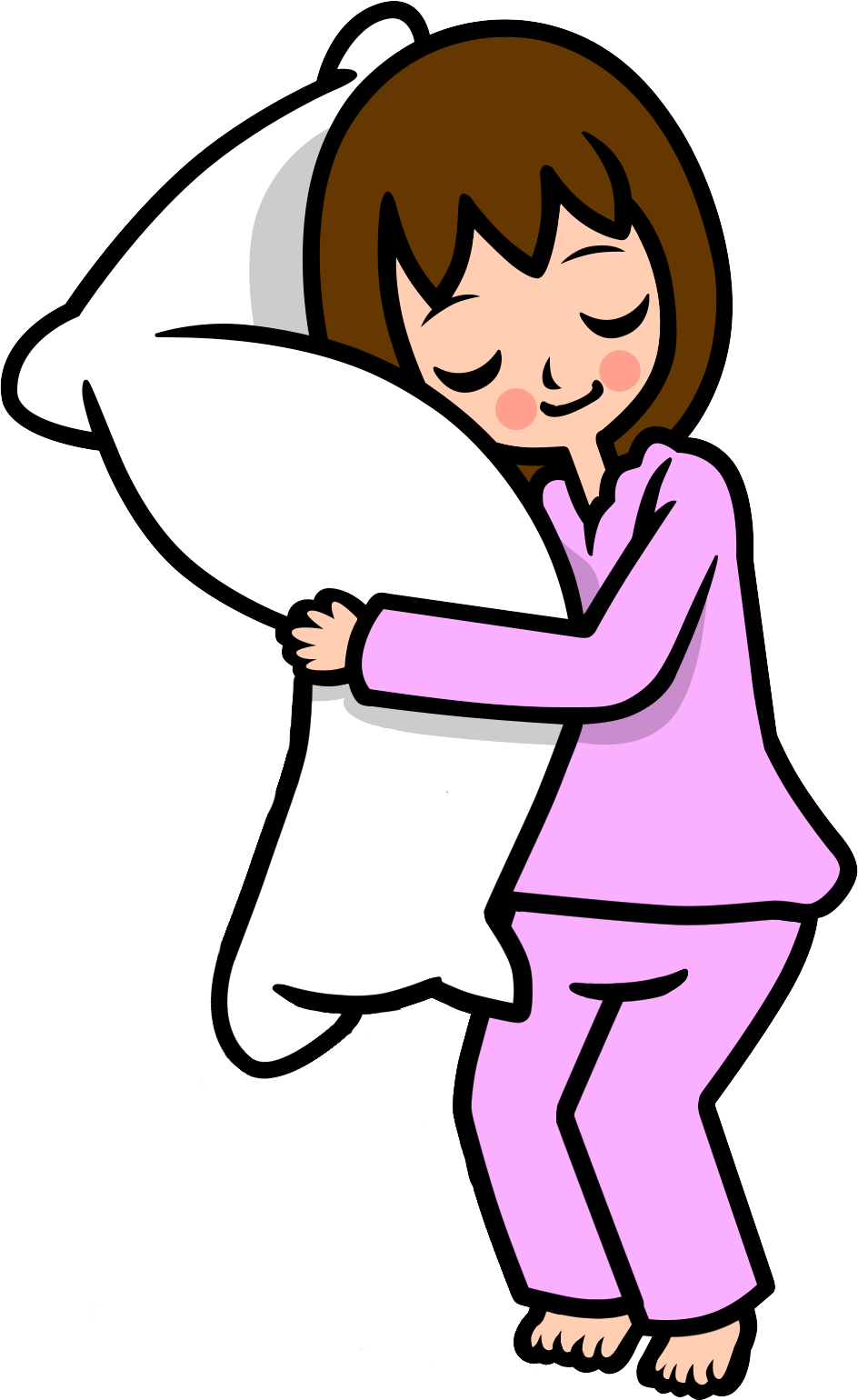picture royalty free library Pajama clipart. Girl rhythm heaven wiki.