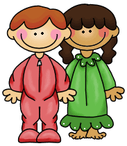 png freeuse library Pajama clipart. Group miss christies first.