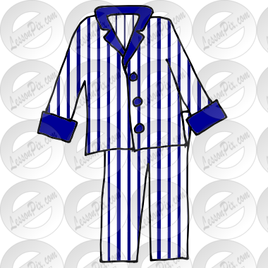 svg freeuse download Pajamas cilpart strikingly idea. Pajama clipart.