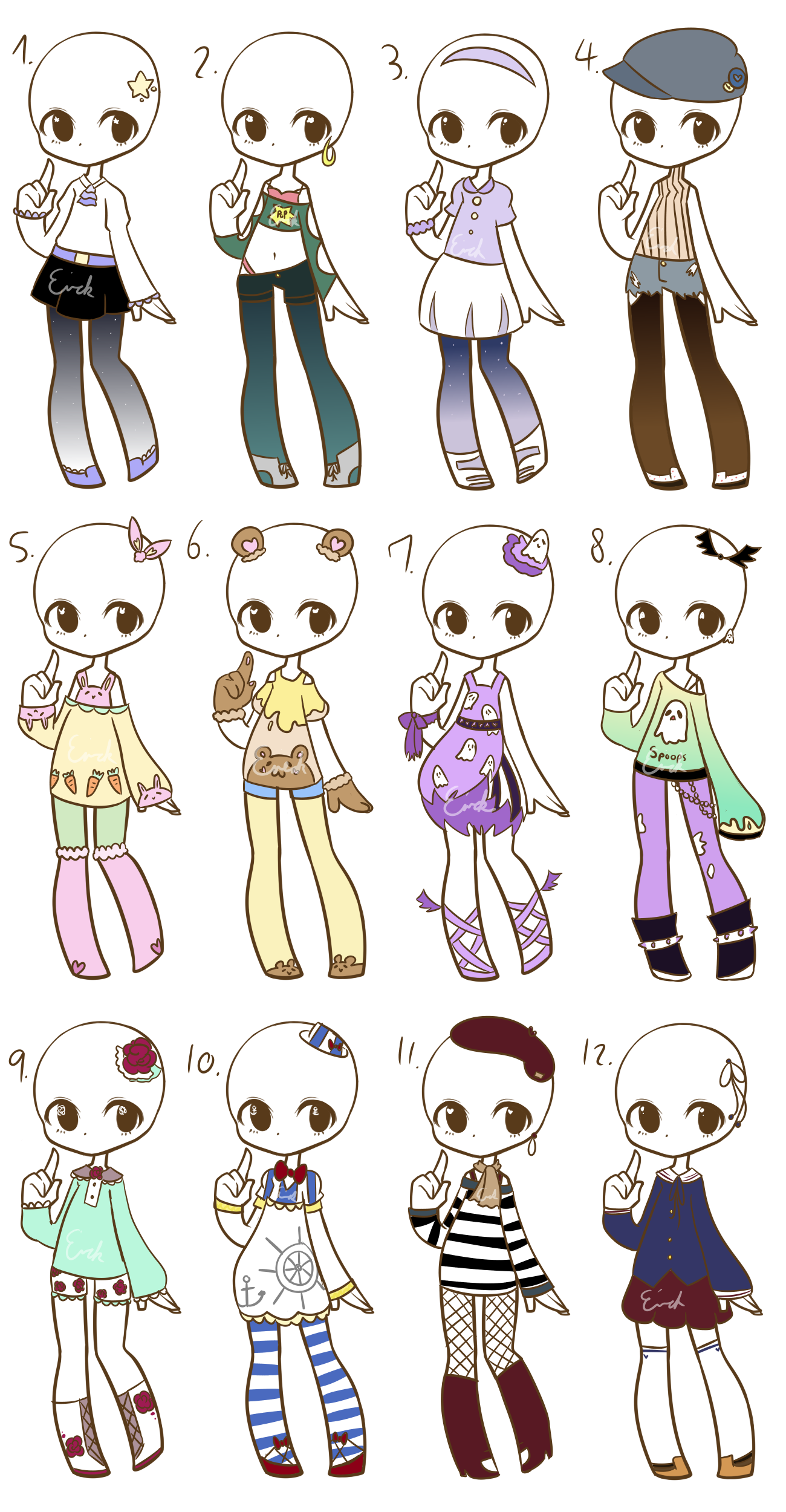 svg freeuse stock Outfit adopts closed by. Drawing outfits