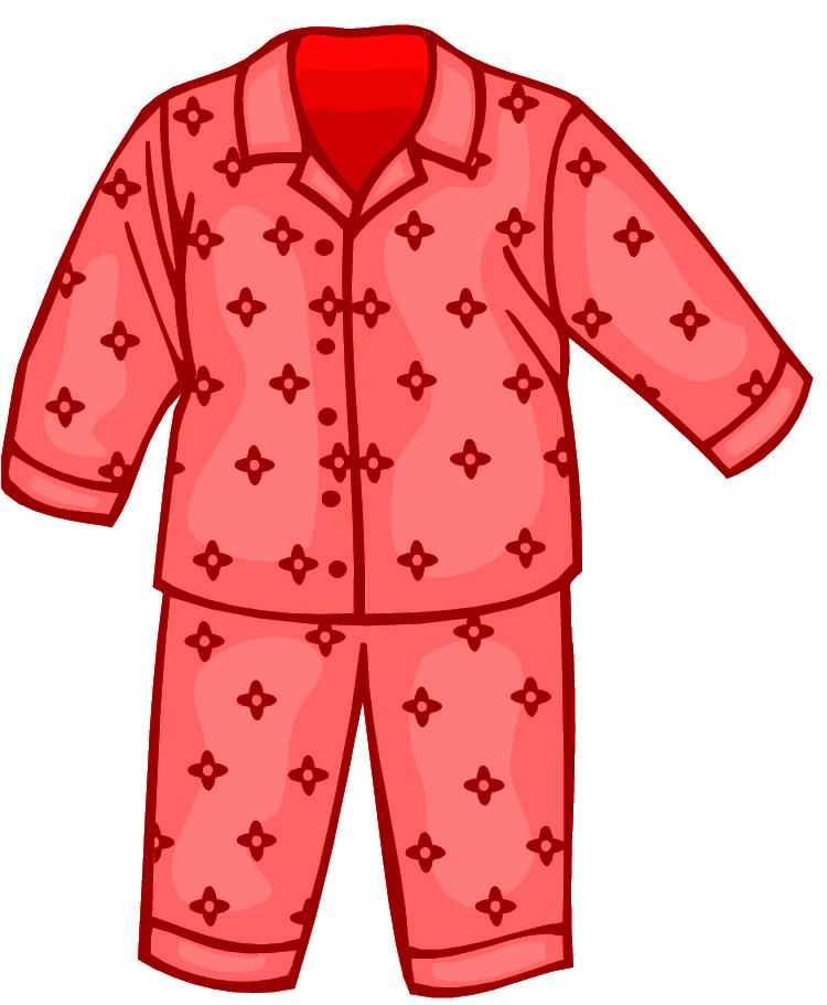 freeuse stock Pajamas clipart. Station