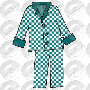clipart free library Picture panda free images. Pajamas clipart