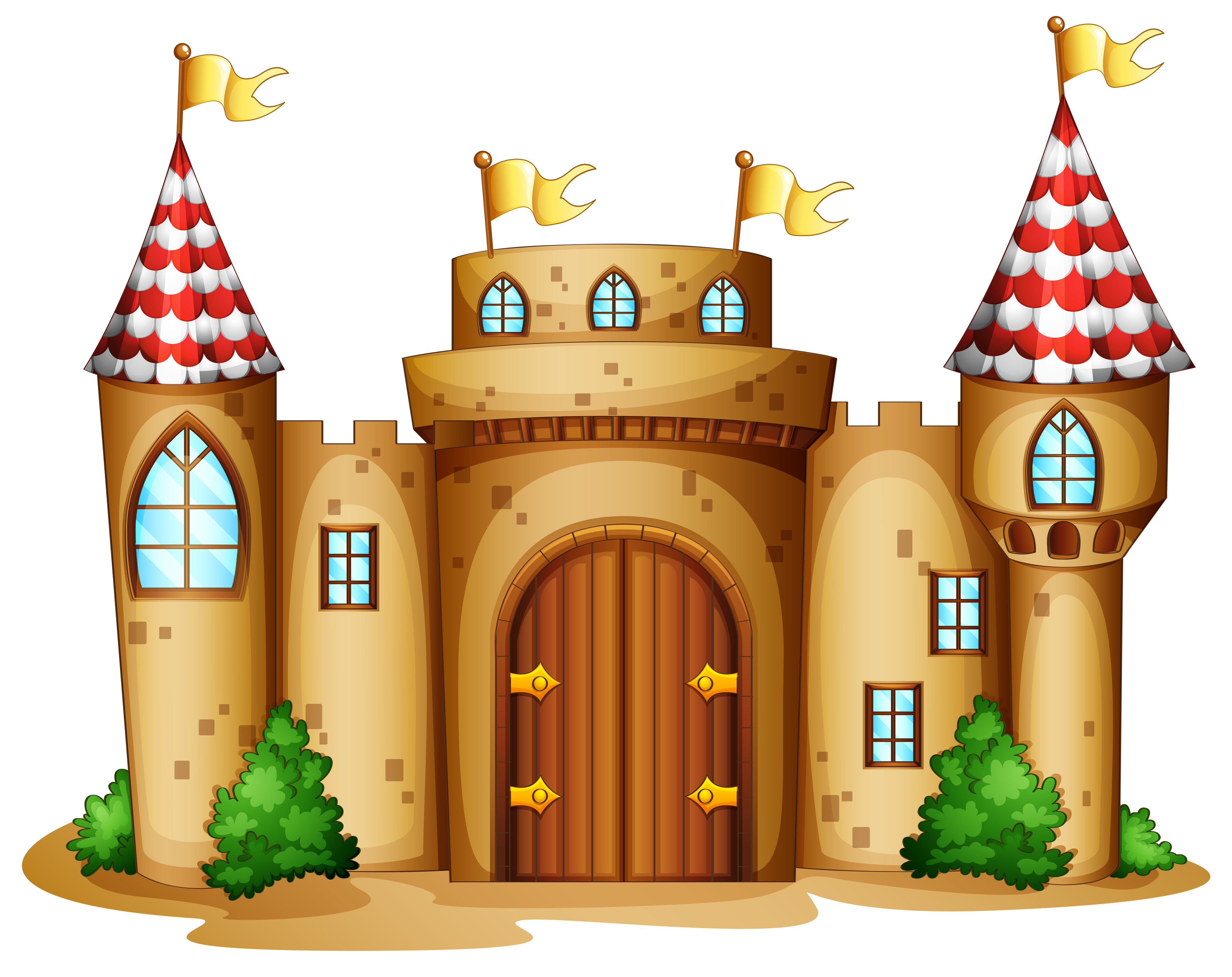 png library Small castle x free. Palace clipart