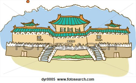 vector freeuse stock Palace clipart ancient palace. Transparent png free