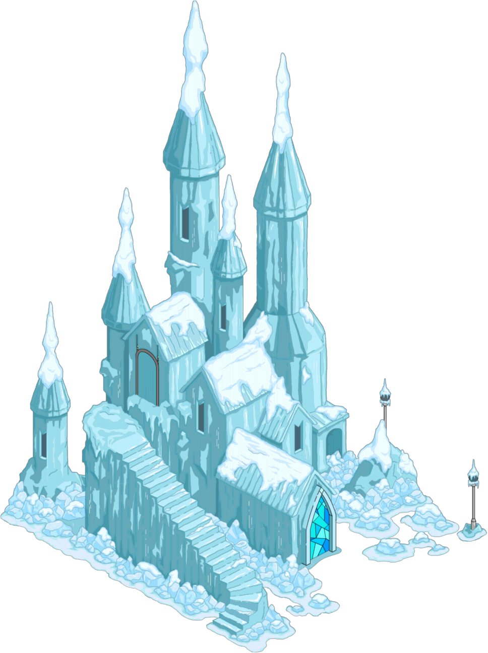jpg download Ice Castle PNG Transparent Ice Castle