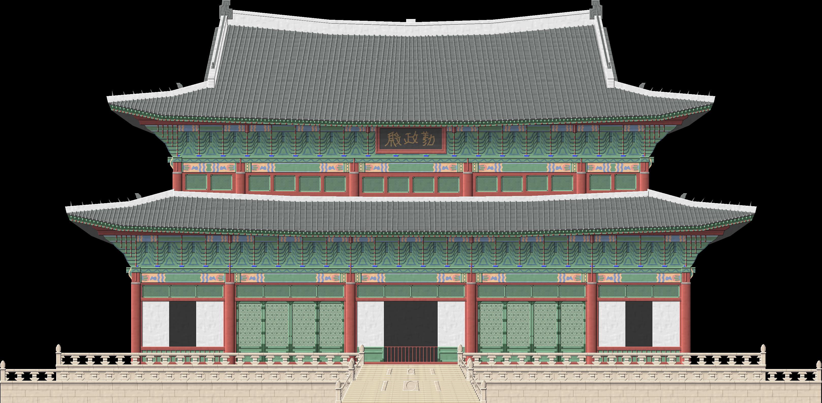 image stock Changdeokgung Palace by Herbertrocha