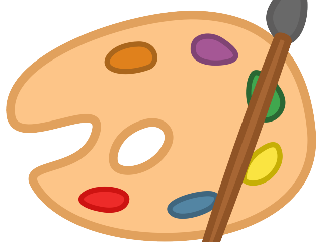graphic freeuse library Palette clipart. Free on dumielauxepices net