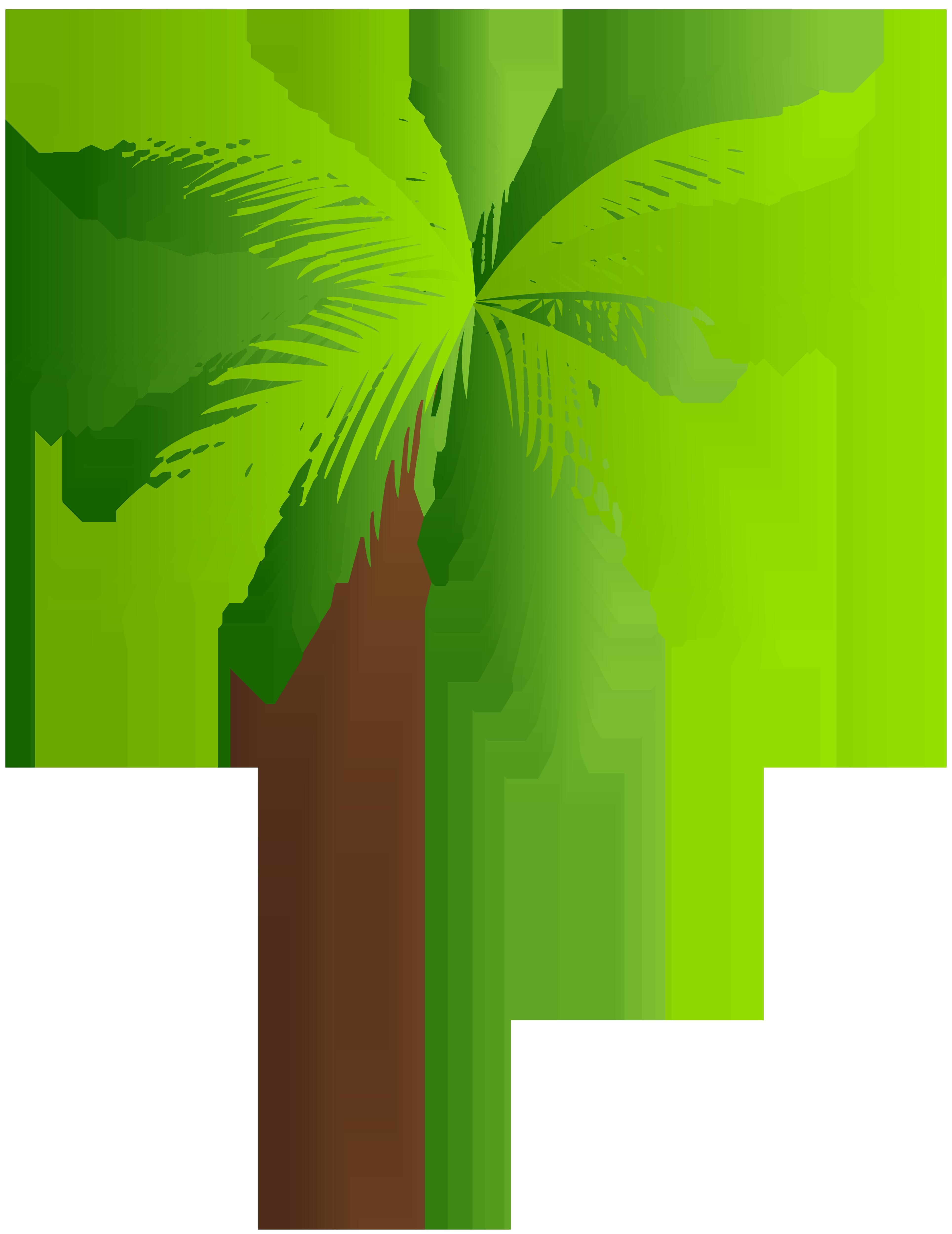 svg stock Png clip art image. Palm clipart.