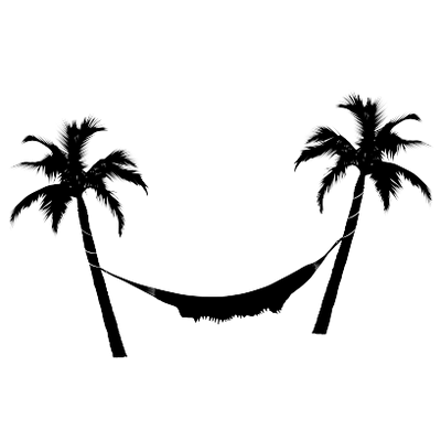 image freeuse stock White Hammock transparent PNG