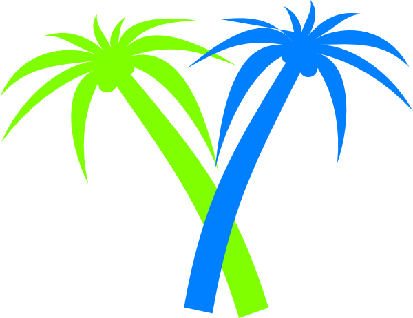 clipart free download Palm Tree Clip Art Printable