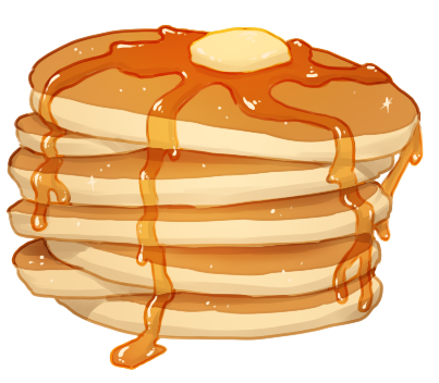 clip freeuse stock Pancake free on dumielauxepices. Pancakes clipart cartoon