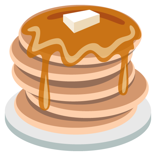vector free library Png . Pancake vector transparent.