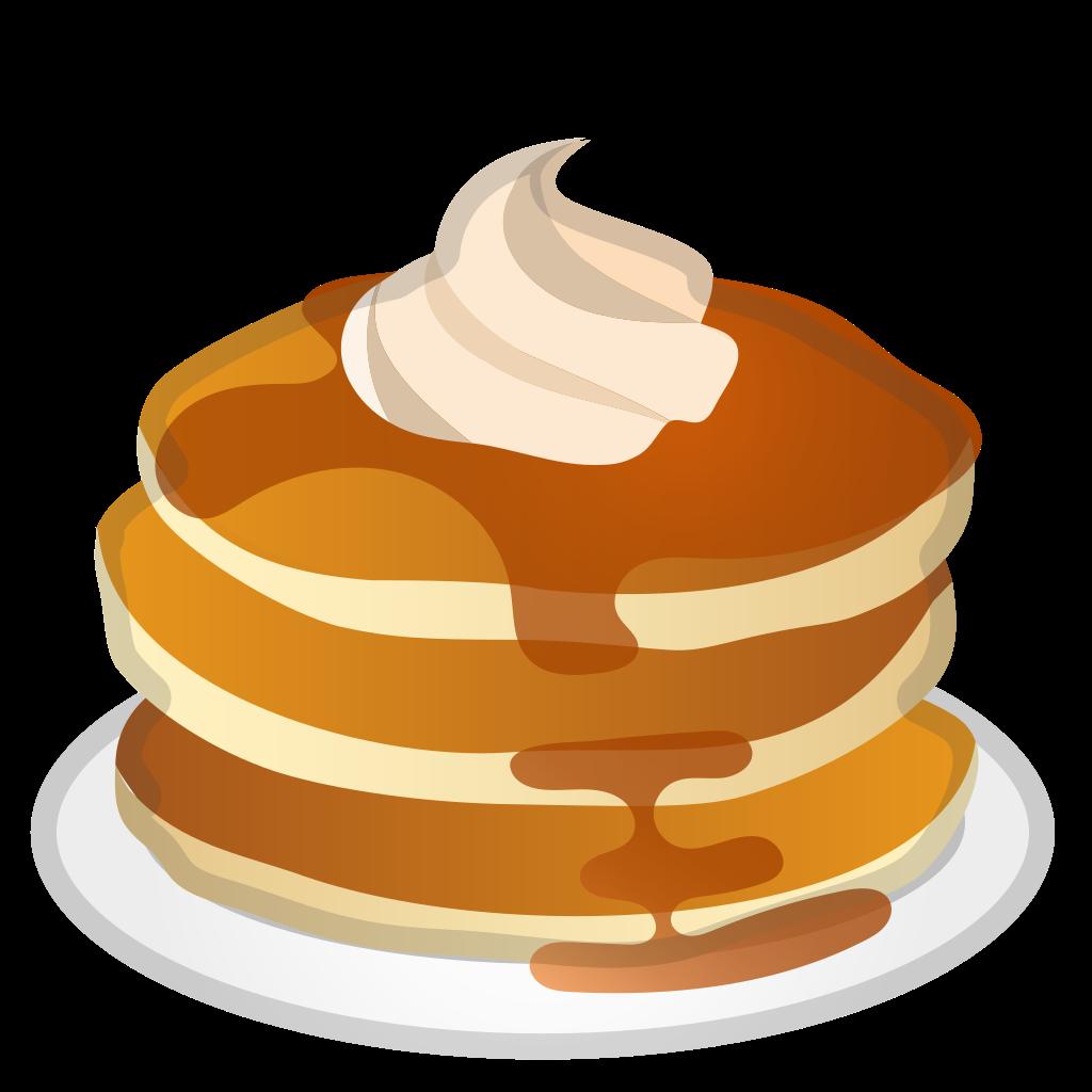 svg free Pancakes Icon