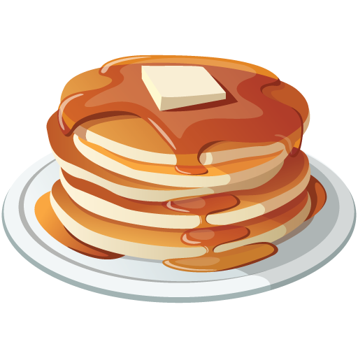 png royalty free library Frames illustrations hd images. Pancakes clipart