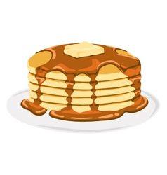 image royalty free Pancake vector. In pancakes images free.