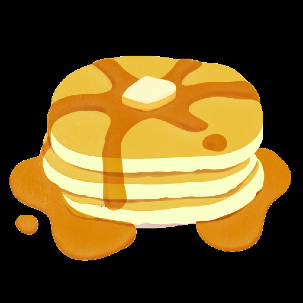 royalty free stock Pancake Clip Art graduation cap clipart hatenylo