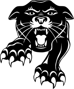 image transparent download Panthers vector. Panther logo vectors free