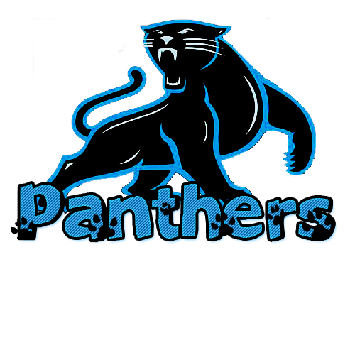 svg free O i love by. Panthers vector