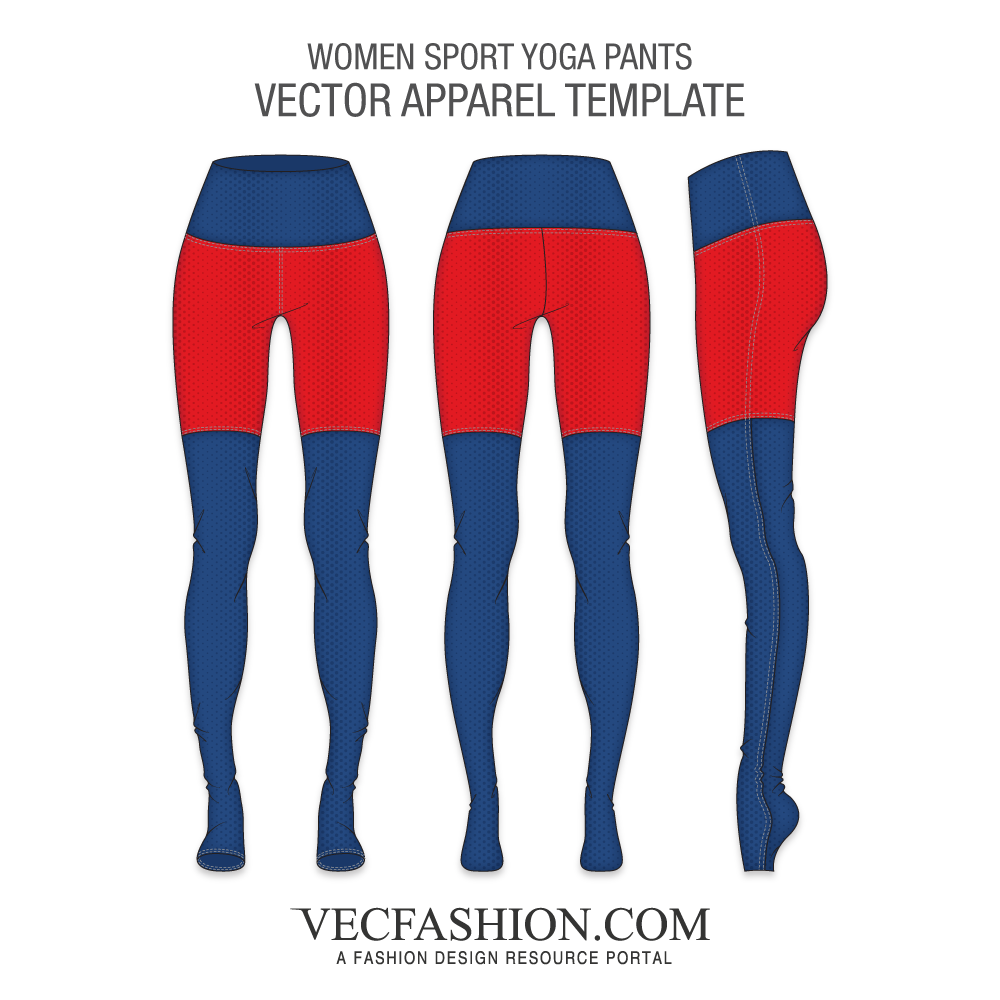 banner royalty free library Products tagged gym vecfashion. Vector clothing dress pants
