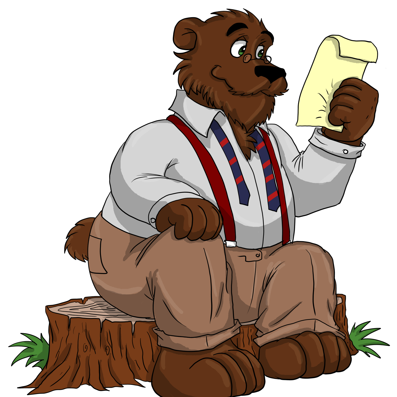free library Ask papabear grubbsgrizzly twitter. Papa bear clipart