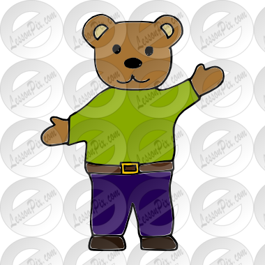 png library download Papa bear clipart. Picture for classroom therapy
