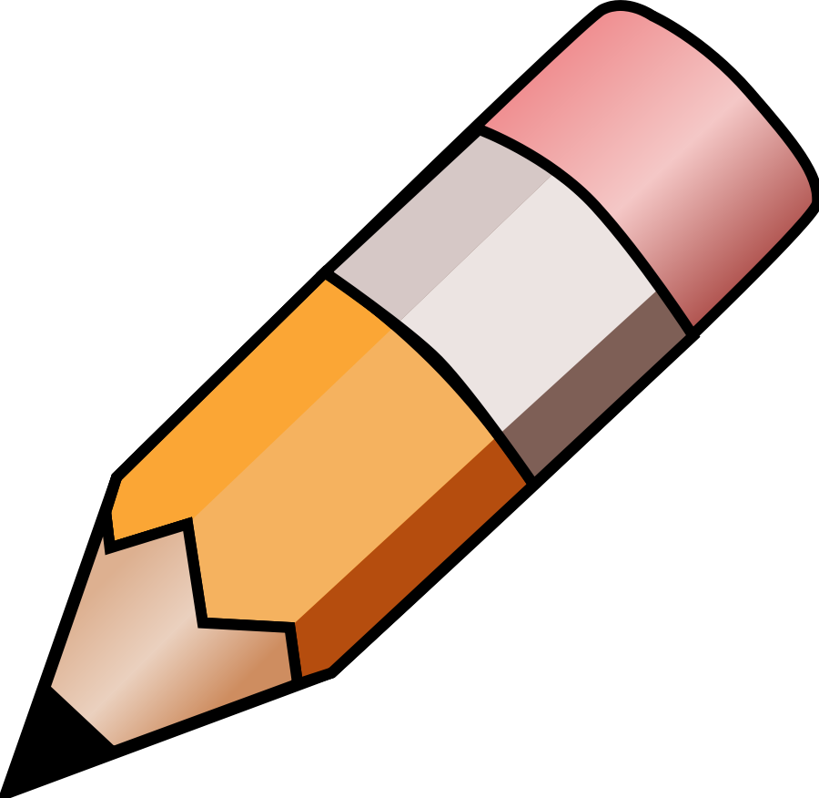 clipart royalty free Pencil Graphic Clipart