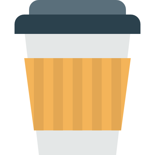 png library download Free food icons icon. Paper coffee cup clipart