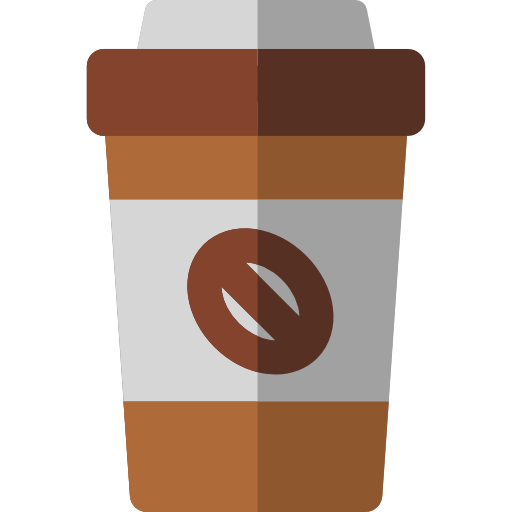 picture freeuse stock Paper coffee cup clipart. Take away food and