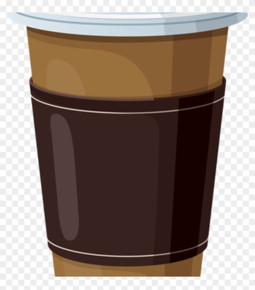 png black and white stock Paper coffee cup clipart. In plastic png imprimibles