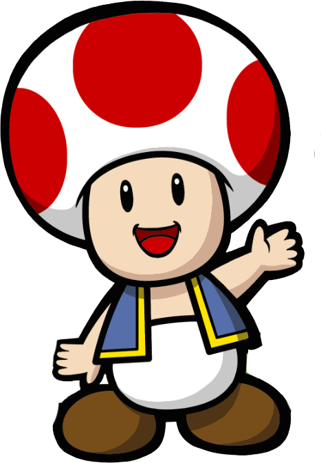 png royalty free library Arcade clipart circus game. Paper toad super mario