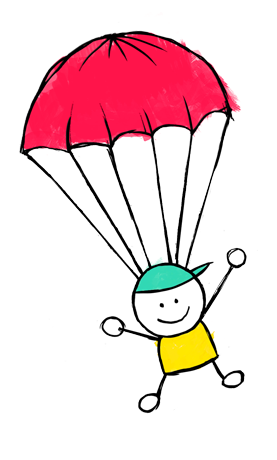 clipart free download Wallpaper free on dumielauxepices. Parachute clipart