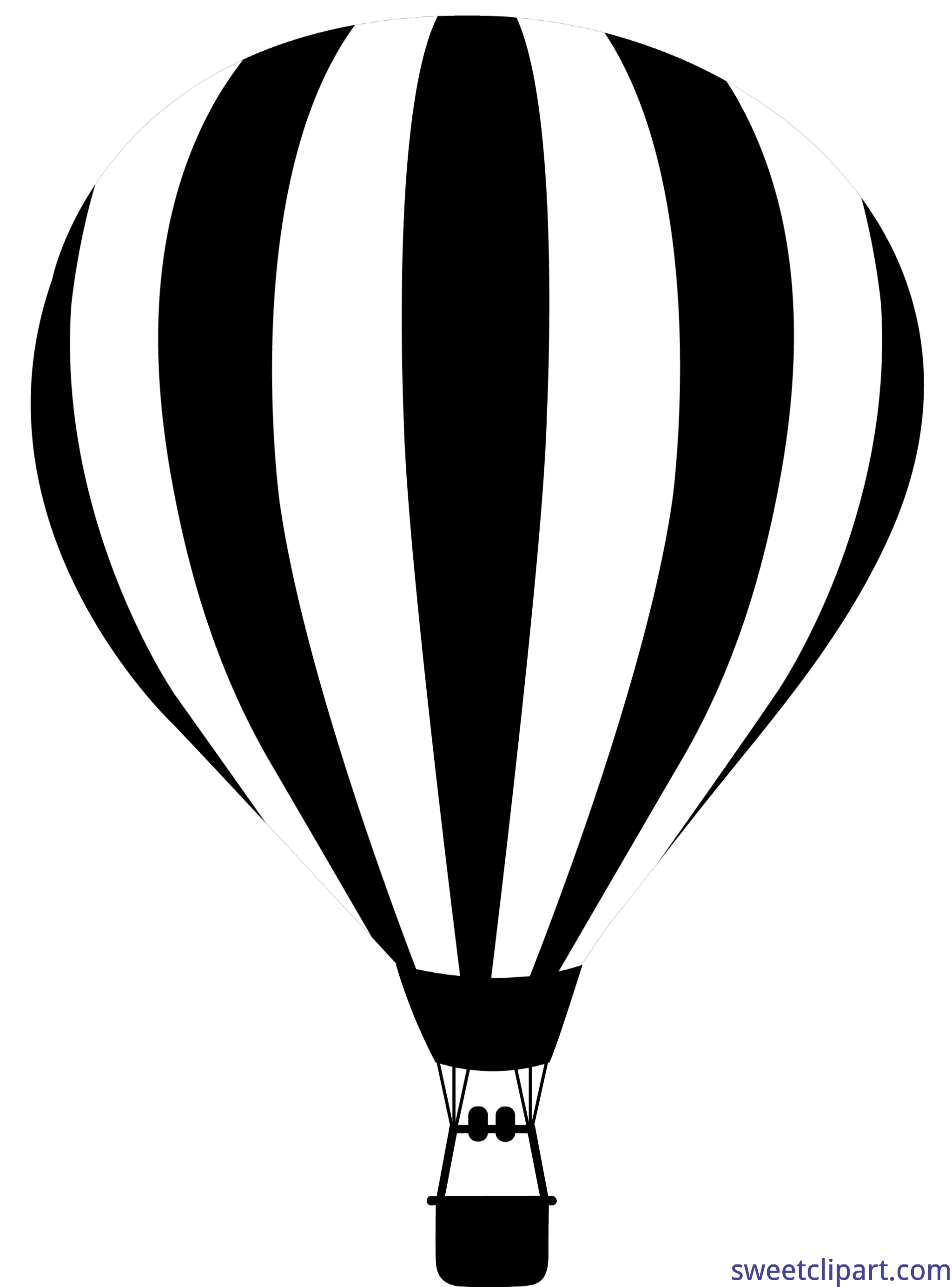 vector library download Parachute Silhouette at GetDrawings