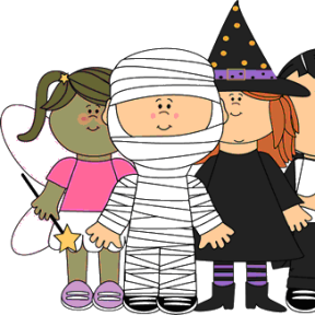 picture black and white download Parade clipart. Halloween fun for christmas