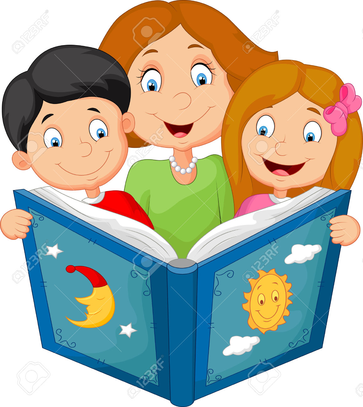 svg free download Parent reading to child clipart. Family free download best