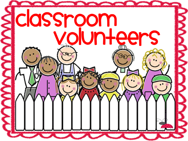 freeuse library parent volunteer clipart #66461794
