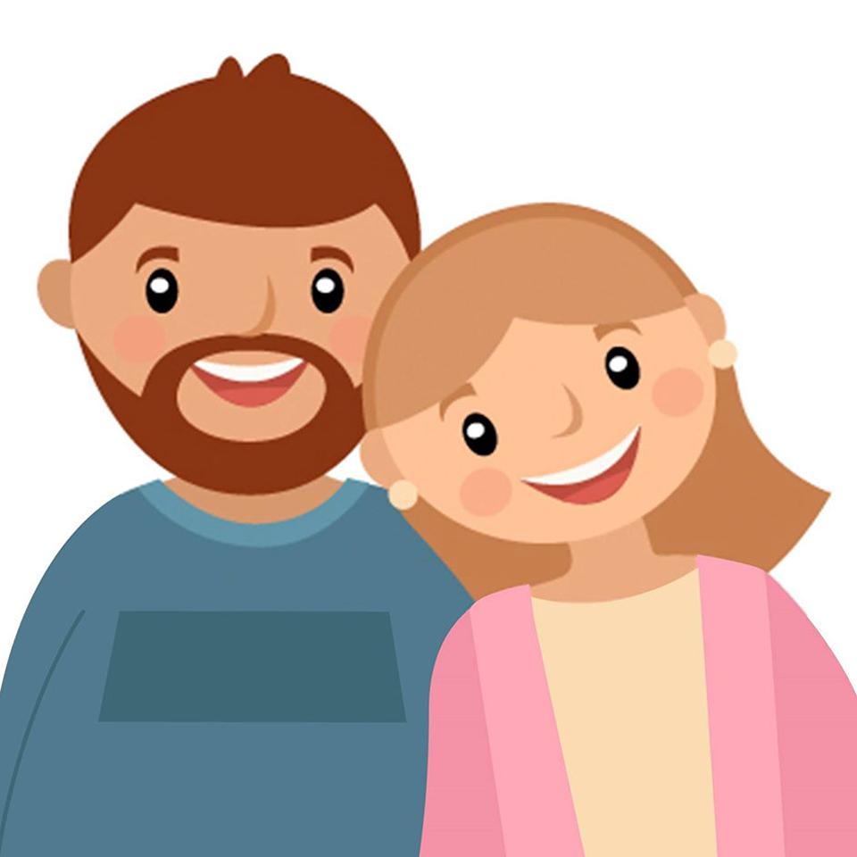clipart transparent stock Parents clipart. Png images transparent free.