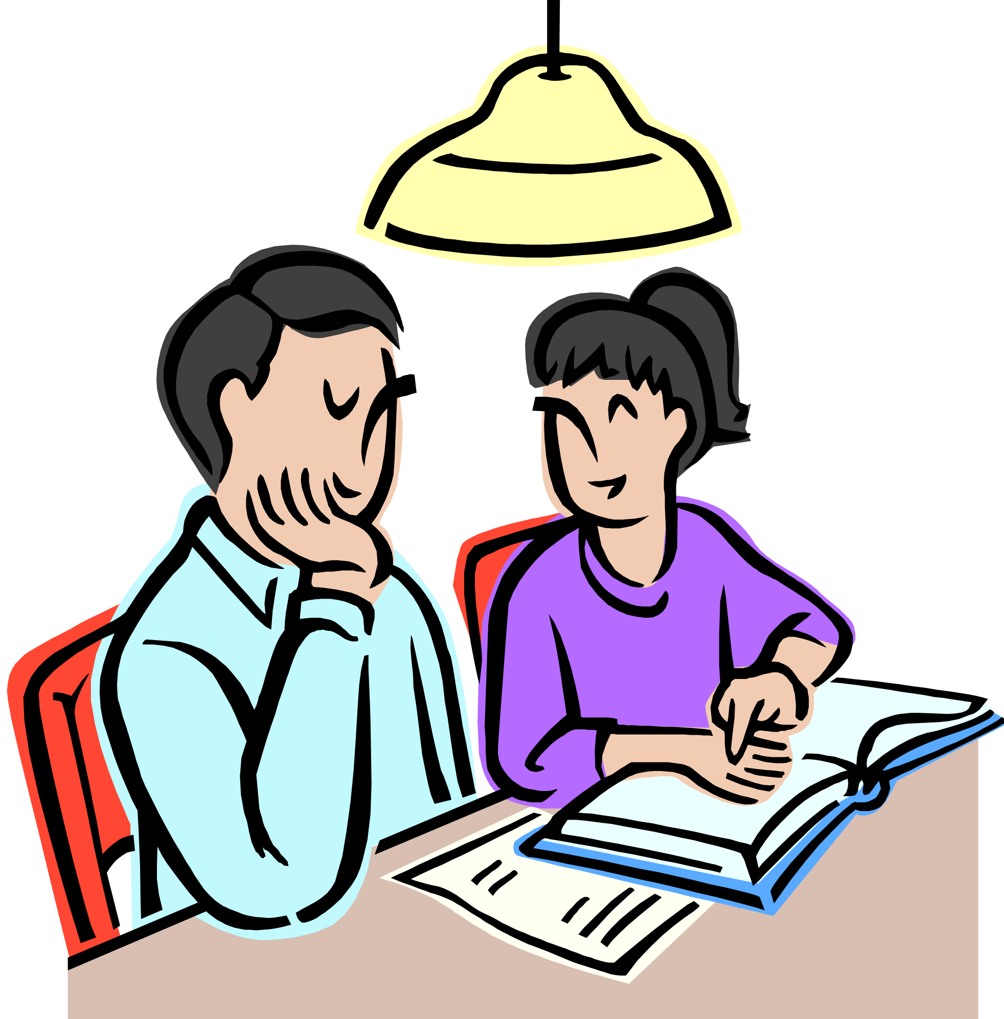 clip download Tired Clipart father