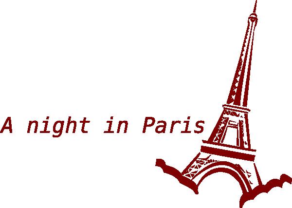 svg free download Eiffel tower clip art. Paris clipart.