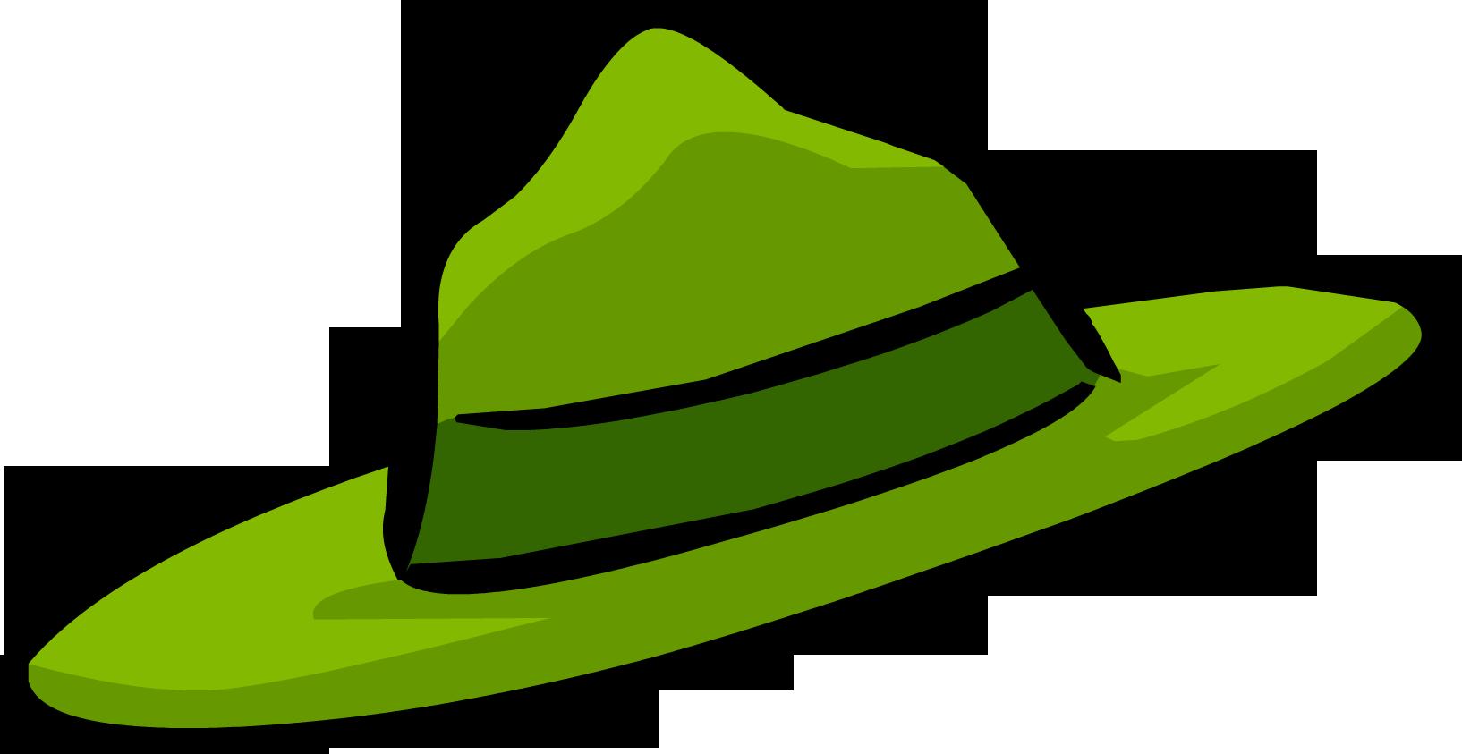 clip library ranger hat