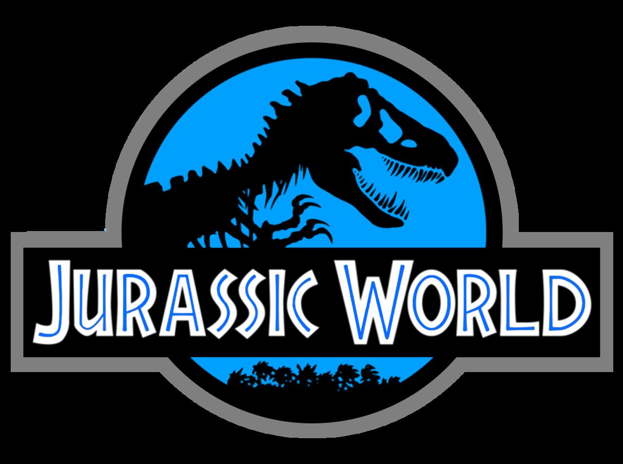 graphic freeuse download jurassic world logo vector