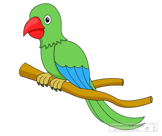 picture royalty free stock Free green cliparts download. Parrot clipart.