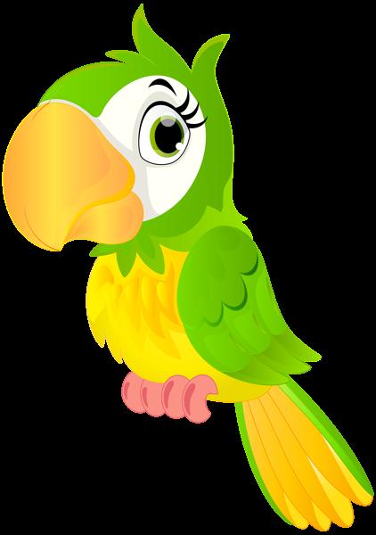 clipart freeuse stock Parrot Cartoon PNG Clip Art Image